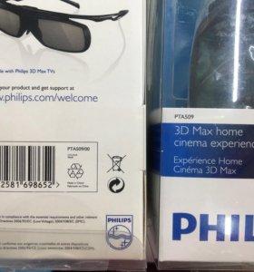 3D очки Philips PTA 509