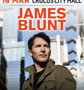 Продаю билеты на концет james blunt(Ждеймс Блант)