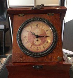 Часы – шкатулка,