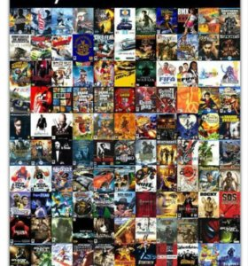 Диски на PS 2