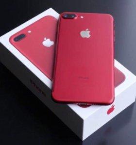 iPhone 7plus на 128 гб