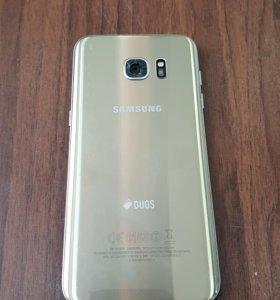 Galaxy s7 edge + ipad air 16gb белый