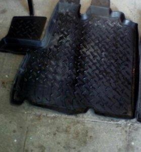 Комплект ковриков для Fiat Dukatu, Peugeot Boxer