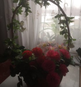 Изкуственные цветы