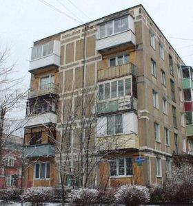 Квартира, 1 комната, 33.8 м²