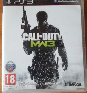 Call of Duty MW3/ps3