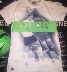 Новая !!! Футболка для мальчика