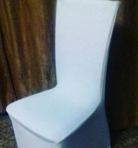 Чехлы на стулья. Аренда чехлов на стулья