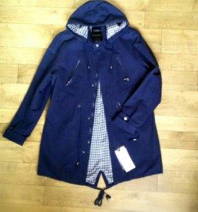 Новая куртка (весна - осень)