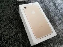 Продам iPhone7 Gold