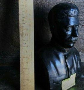 Сталин Касли 30-40-е гг, чугун, редкость