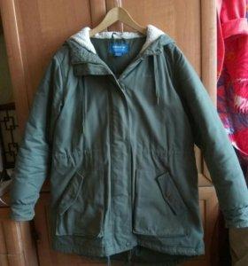 Куртка-парка ADIDAS женская