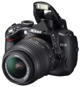 Nikon D5000 18-55VR Kit