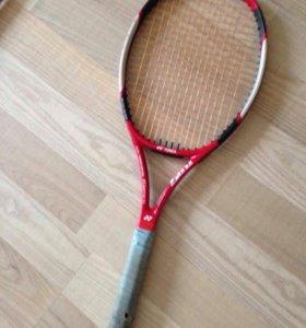 Ракетки для тенниса yonex, babolat