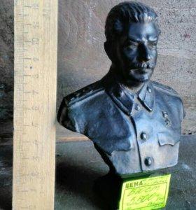 Сталин Касли чугун 1972 г редкий, люкс