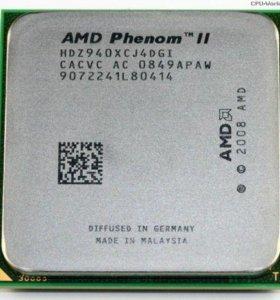 Процессоры AMD для настольных ПК