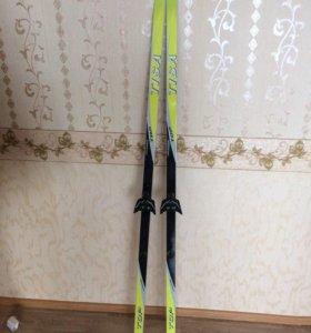 Лыжи Tisa universal