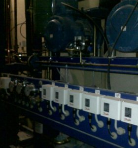Холодильный агрегат СТ/НТ F2XP316X / 2XQ525X