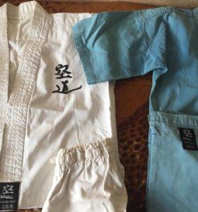 2 комплекта кимоно Кудо