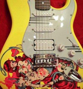 Кастомная гитара Relations