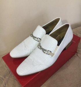 Туфли, ремень