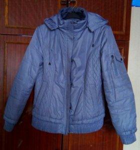 Куртка весна р.50-52