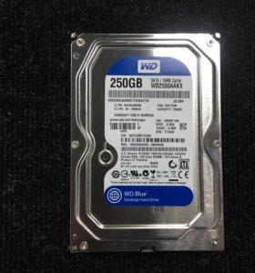 """Western Digital 3.5"""" SATA 250Gb"""