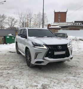 Lexus LX, 2017