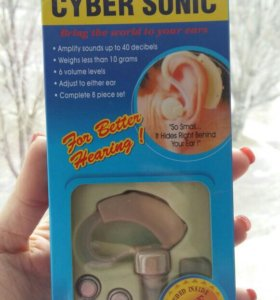 Продам новый слуховой аппарат