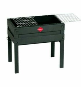 Термо-мангал Forester BQ-909, 54х34 см