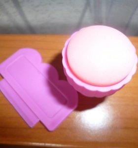 Пластиковая стемпинг печать