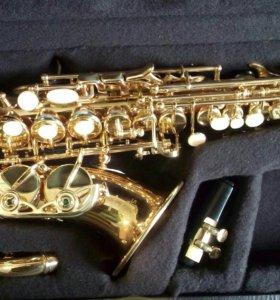 """Саксофон - сопрано """"Selmer"""""""