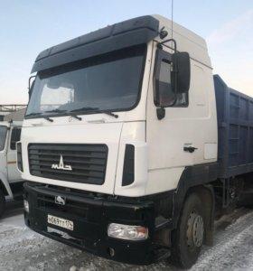 МАЗ 6312А9-320-015 (зерновоз)
