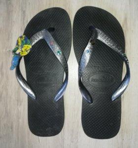 Шлепанцы Бразилия 37-38 размер
