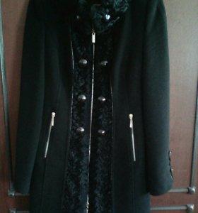 Пальто женское,р 46
