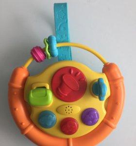 Музыкальная развивающая игрушка WINFUN 6 мес +