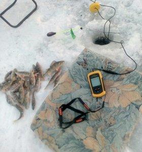 Портативный эхолот Fish finder FF1108-1