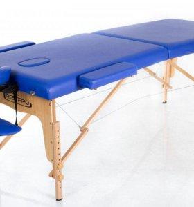 2-секционный массажный стол RESTPRO Classic 2 Blue