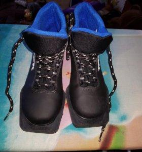 Ботинки на лыжы