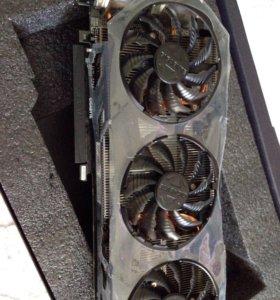 Видеокарта Gtx 960 4gb g1 gigabit