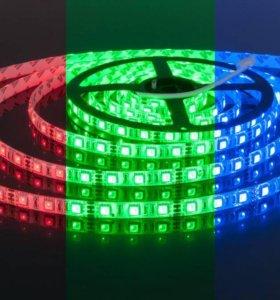 светодиодная ленты с сенсорным управлением