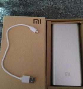 Новый Power Bank Xiaomi Mi 20800mAh: