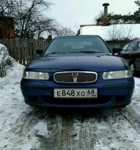 Rover 400 Series, 1999
