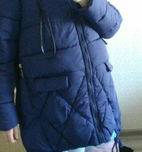 Новая куртка подойдет на 42, 44 р.