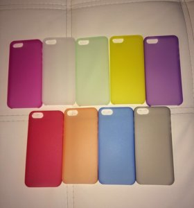 Новые на iPhone 5, 5s
