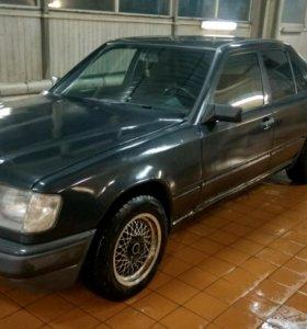 Mercedes-Benz E-Класс, 1988