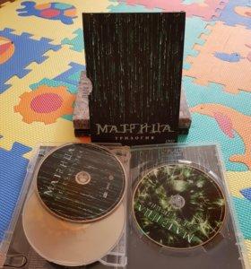 Матрица Трилогия