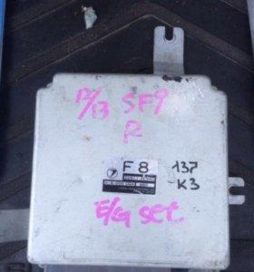 Продам эбу (мозги) Subaru Forester SF9 (98год) 226