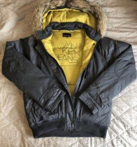 Куртка зимняя Calvin Klein Jeans Оригинал