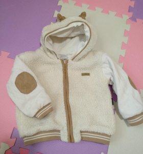 Демисезонная куртка на мальчика или на девочку